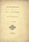 boek: Een wederwoord voor Dr. H.J.A.M. Schaepman. Nog over Fransche Meesters