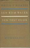 boek: Een kom water, een test vuur