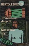 boek: Brecht - Trommelen in de nacht