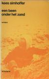 boek: Kees Simhoffer - Een been onder het zand